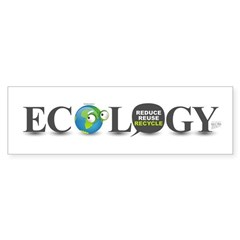 Ecology Bumper Sticker (10 pk)