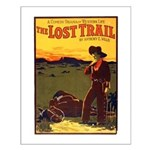 The Lost Trail Small Poster