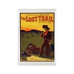 The Lost Trail Rectangle Magnet (10 pack)