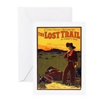 The Lost Trail Greeting Cards (Pk of 20)