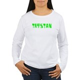 Trystan Faded (Green) T-Shirt