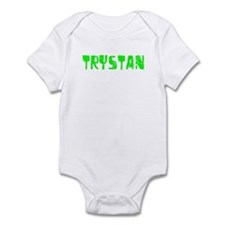 Trystan Faded (Green) Infant Bodysuit