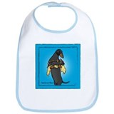 BT Weiner Mom and Pup Bib