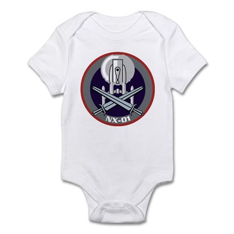 Enterprise NX-01 Infant Bodysuit