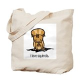 Knuttz (I love squirrels) Tote Bag