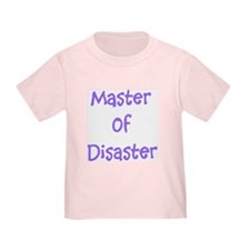 Master Of Disaster T