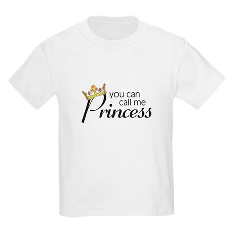 CALL ME PRINCESS Kids T-Shirt