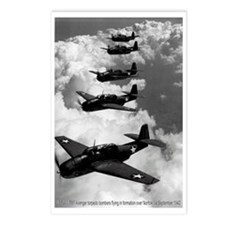 Navy TBF Avenger Postcards (Package of 8)