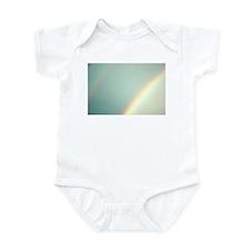 Cute Rainbow Infant Bodysuit