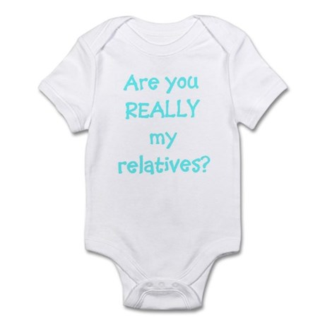 Are You Really My Relatives? Infant Creeper