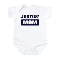 JUSTUS Mom Infant Bodysuit