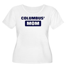 COLUMBUS Mom T-Shirt