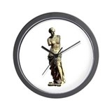 Venus de Milo Wall Clock