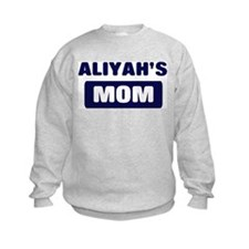 ALIYAH Mom Sweatshirt