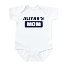 ALIYAH Mom Infant Bodysuit