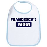 FRANCESCA Mom Bib