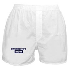 GWENDOLYN Mom Boxer Shorts