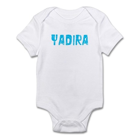 Yadira Faded (Blue) Infant Bodysuit