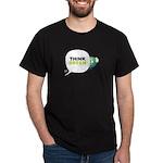 Think Green v3 Dark T-Shirt