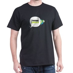 Think Green v3 Dark T-Shirt