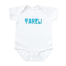 Yareli Faded (Blue) Infant Bodysuit