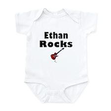 Ethan Rocks Onesie