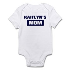 KAITLYN Mom Infant Bodysuit