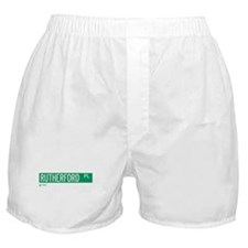 Rutherford Place in NY Boxer Shorts