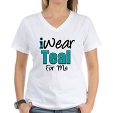 I Wear Teal For Me v1 Shirt
