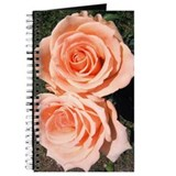 Peach Rose Journal