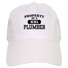 Property of a Plumber Baseball Cap