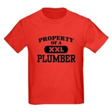Property of a Plumber T