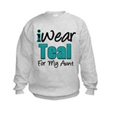 Ovarian Cancer (Aunt) Sweatshirt