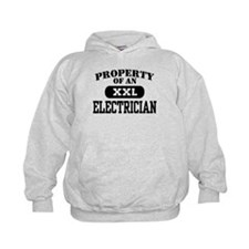 Property of an Electrician Hoodie