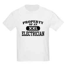 Property of an Electrician T-Shirt