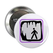 "Spelunking 2.25"" Button (10 pack)"