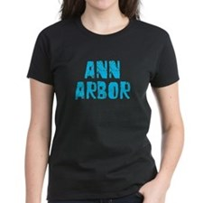 Ann Arbor Faded (Blue) Tee
