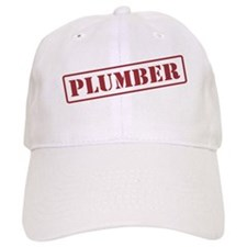 PLUMBER STAMP Baseball Cap