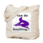 Gymnastics Tote Bag - Anything