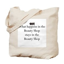 Beautician Tote Bag
