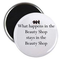 "Beautician 2.25"" Magnet (10 pack)"