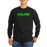Ashland Faded (Green) T