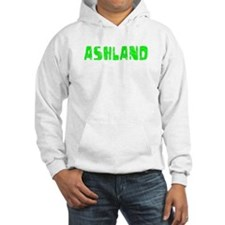 Ashland Faded (Green) Hoodie