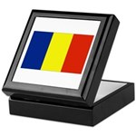 Armenia Flag Keepsake Box