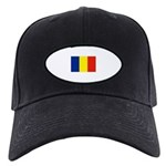 Armenia Flag Black Cap