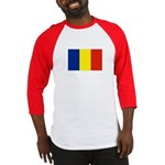 Armenia Flag Baseball Jersey
