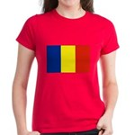Armenia Flag Women's Dark T-Shirt