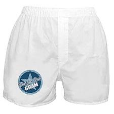 Worlds Best Gram Boxer Shorts