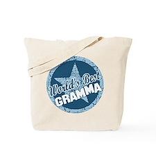 Worlds Best Gramma Tote Bag