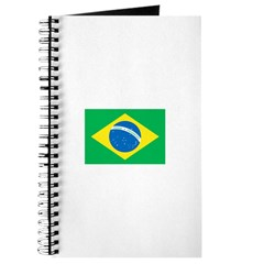 Brazilian Flag Journal